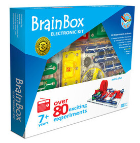 Brain Box - Over 80 Experiments 7yrs
