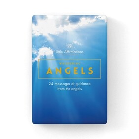 Affirmation Boxed Cards - Whispering Angels