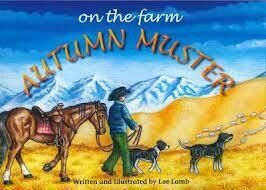 On the Farm - Autumn Muster by Lee Lamb