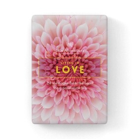 Affirmation Boxed Cards / Living In Love