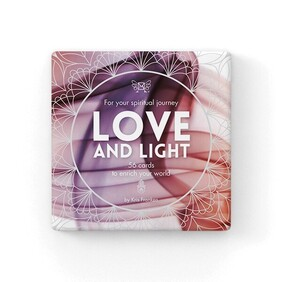 Affirmation Boxed Cards / Love and Light