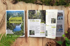 Outdoor Kid - Central North Island Guide