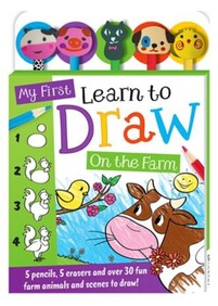My First Learn to Draw Set / On the Farm