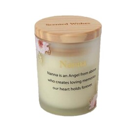Scented Wishes Candles - Nanna