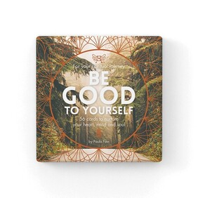 Affirmation Boxed Cards / Be Good To Yourself