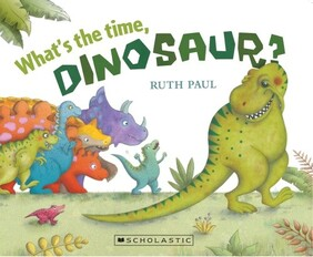 What's The Time Dinosaur?