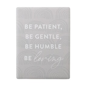 Byron Bliss - Be Patient Ceramic Magnet