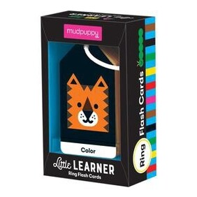 Mudpuppy - Little Learner Ring Cards